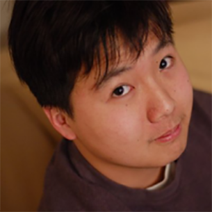 Rui Jiang posing for his Graphicacy team picture