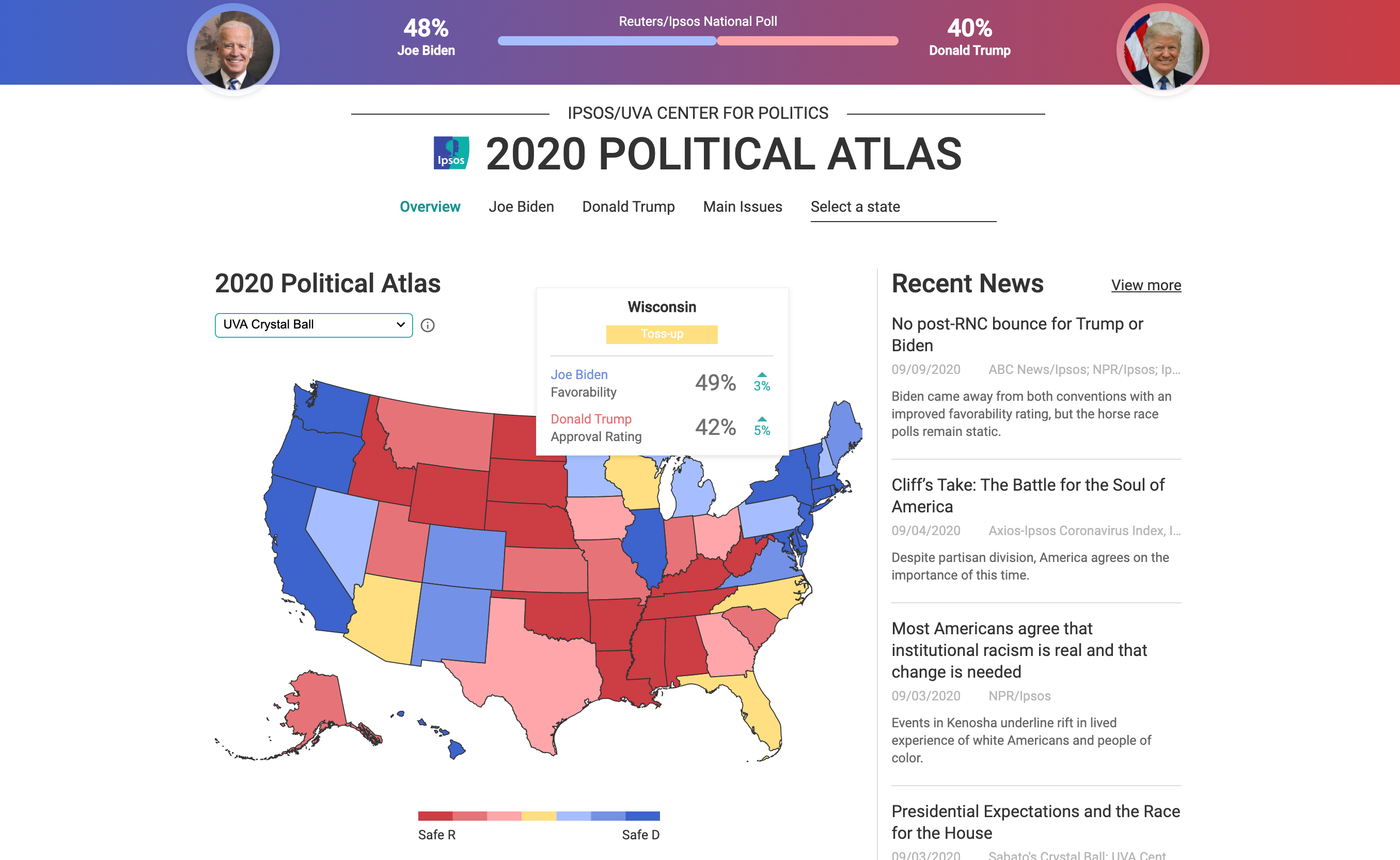 Political Data Visualization Company in DC Graphicacy